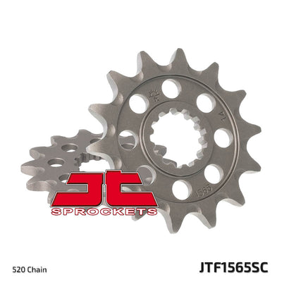 Front Motorcycle Sprocket for Kawasaki_KLX450 R_08-12, Kawasaki_KX450 F_06-12