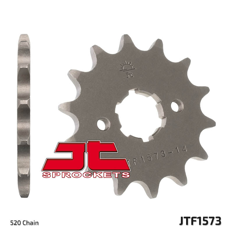 Front Motorcycle Sprocket for Yamaha_XV125 Virago_97-01
