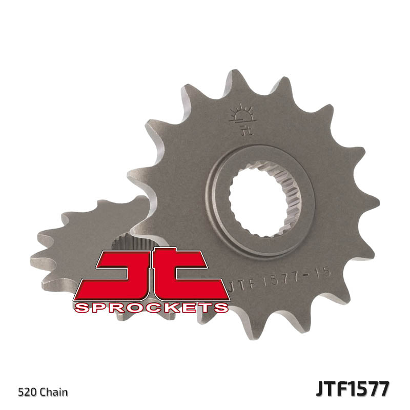 Front Motorcycle Sprocket for Yamaha_TT600 RE_04, Yamaha_XT600 E Lightweight R Sprocket_99-03, Yamaha_XT600 E_99-03