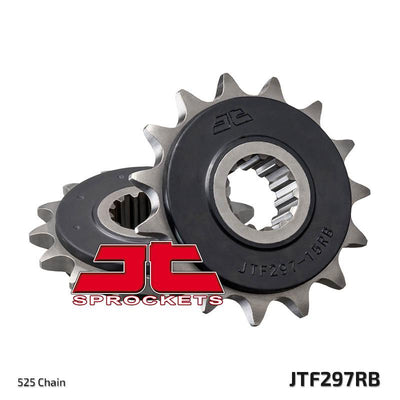13 Tooth KTM 350 EXC-F Six Days  Self Cleaning Steel Front Sprocket JTF1901SC