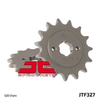 JTF327 Front Drive Motorcycle Sprocket 15 Teeth (JTF 327.15)