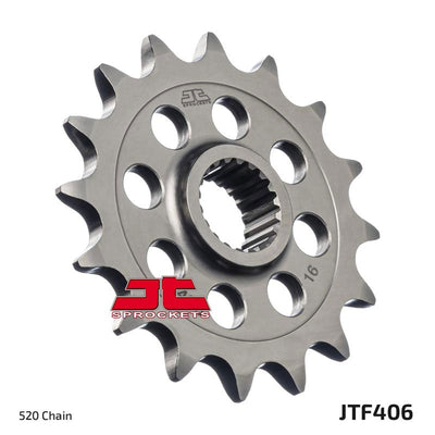 13 Tooth HUSQVARNA 250 TC2016 Self Cleaning Steel Front Sprocket JTF1901SC