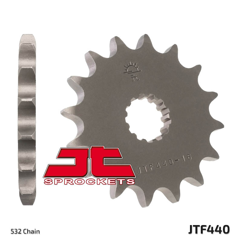 Front Motorcycle Sprocket for Suzuki_GSX-R1100 G H J_86-88