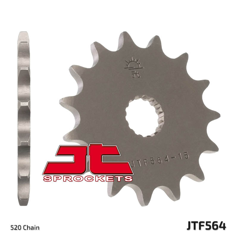 Front Motorcycle Sprocket for Yamaha_WR200 R-B D E F_91-94