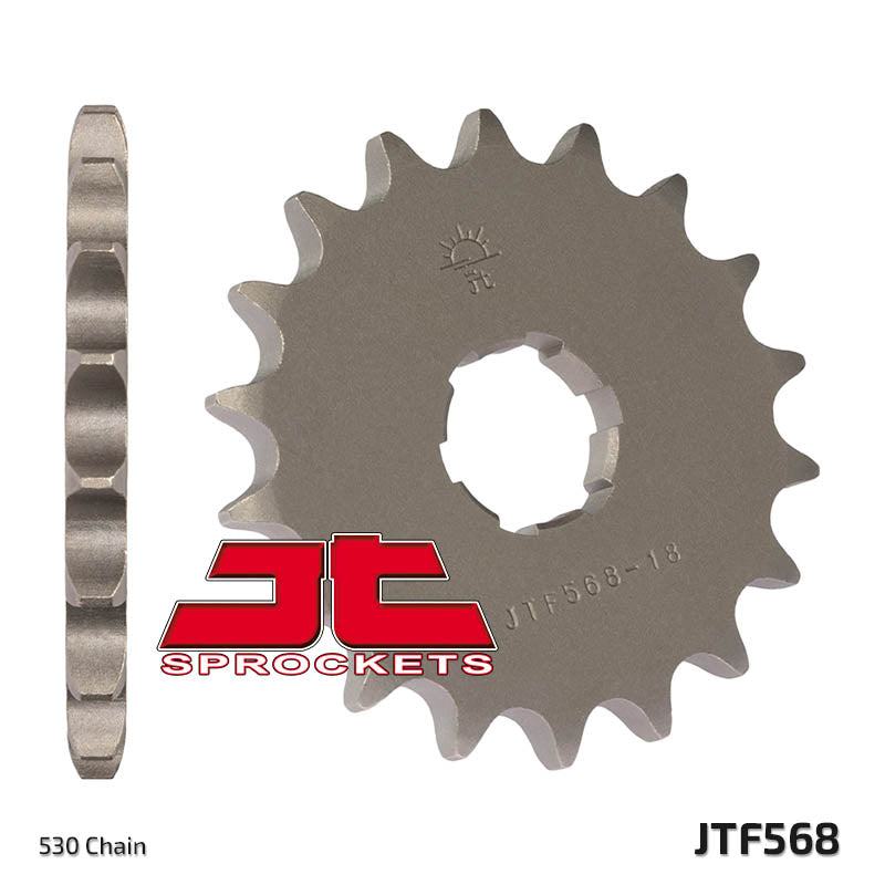 Front Motorcycle Sprocket for Yamaha_XS500 C Alloy Wheel_76-77