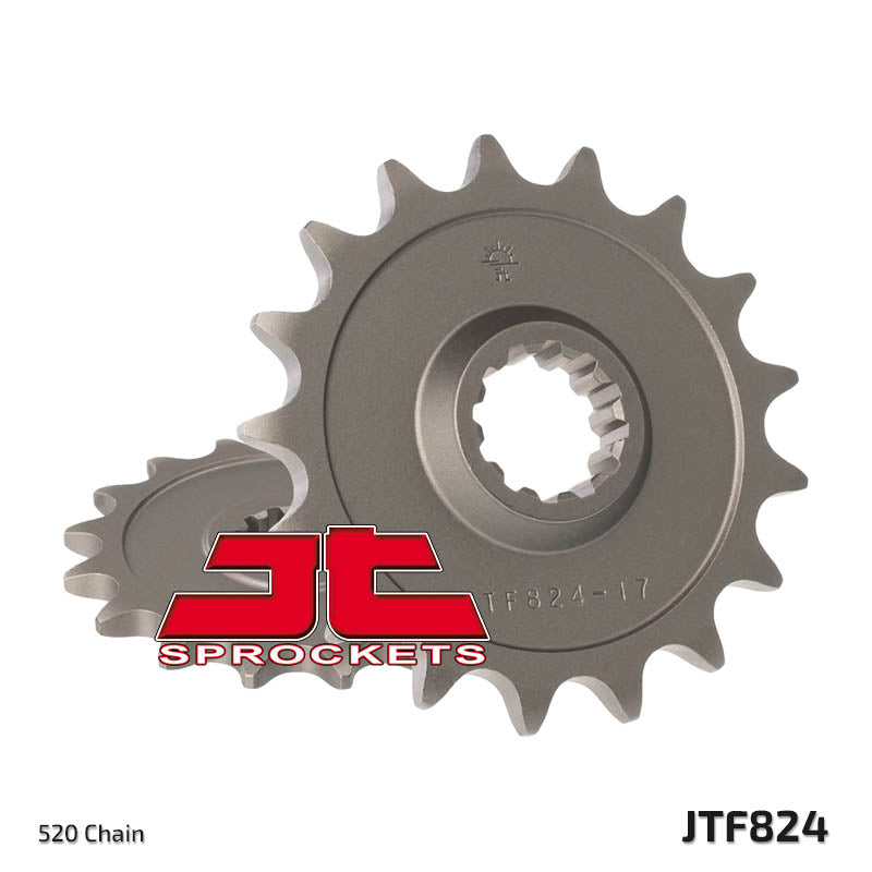 Front Motorcycle Sprocket for Husqvarna_250 CR_99, Husqvarna_350 TE_90-95, Husqvarna_400 TE_01-02, Husqvarna_410 TE_95-00, Husqvarna_450 SMR_03-04, Husqvarna_450 SMR_05-06, Husqvarna_450 SMR_10, Husqvarna_450 TE_02-04, Husqvarna_510 SM R_05, Husqvarna_610 SM_08-09, Husqvarna_610 TE (E) Enduro_99-07, Husqvarna_610 TE_08-09, Husqvarna_630 SM IE_10, Husqvarna_630 TE_10-11