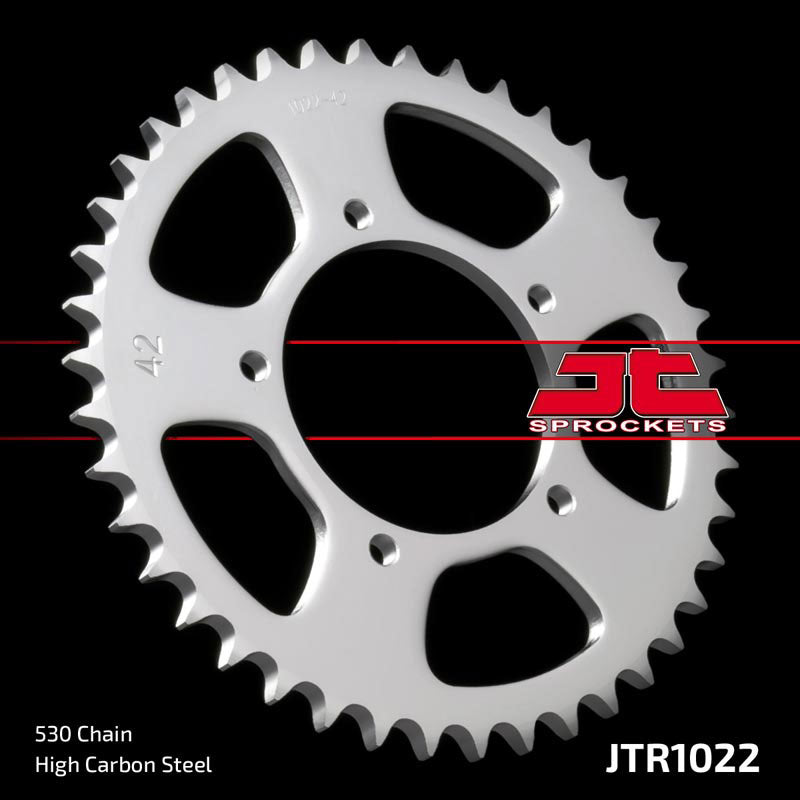 JTR1022 Rear Drive Motorcycle Sprocket 38 Teeth (JTR 1022.38)