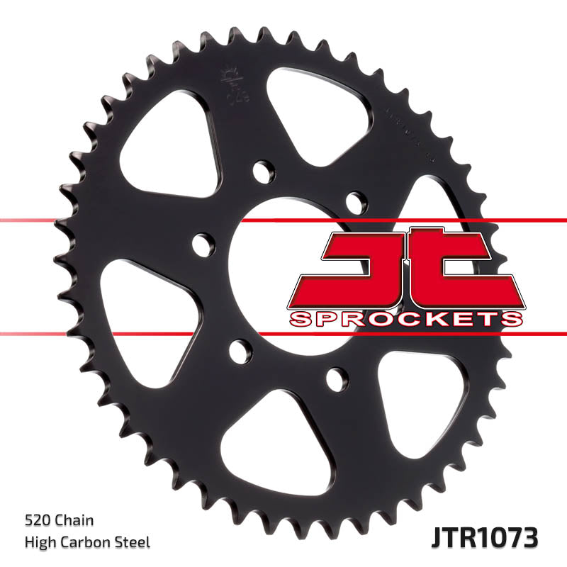 Rear Motorcycle Sprocket for Hyosung_GV250 Aquila FI_10, Hyosung_GV250 Aquila_04-09, Hyosung_GV250 EFI_11-12