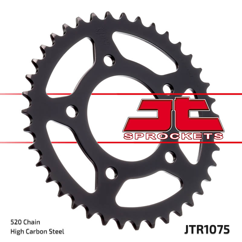 Rear Motorcycle Sprocket for Kymco_250 Venox_04-09