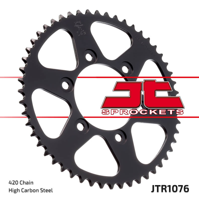 Rear Motorcycle Sprocket for Rieju_50 Spike_02