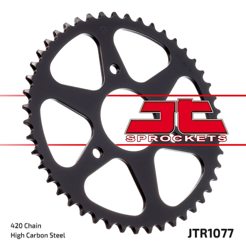 Rear Motorcycle Sprocket for Rieju_50 Naked_04-09, Rieju_50 RS2 Matrix_03, Rieju_50 RS2 Matrix_04-10, Rieju_50 RS2 Pro_09, Rieju_50 RS2_09