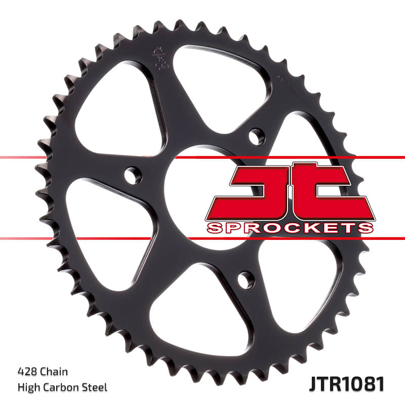 Rear Motorcycle Sprocket for Rieju_125 RS2 Matrix_06-09, Rieju_125 RS2 Naked_06-09, Rieju_125 RS2 Pro_09