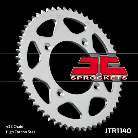 JTR1140 Rear Drive Motorcycle Sprocket 56 Teeth (JTR 1140.56)