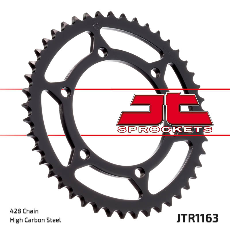 Rear Motorcycle Sprocket for Cagiva_125 Elefant 1/2/3_84-88, Cagiva_125 SXT A.R. WSX Trail_83-87