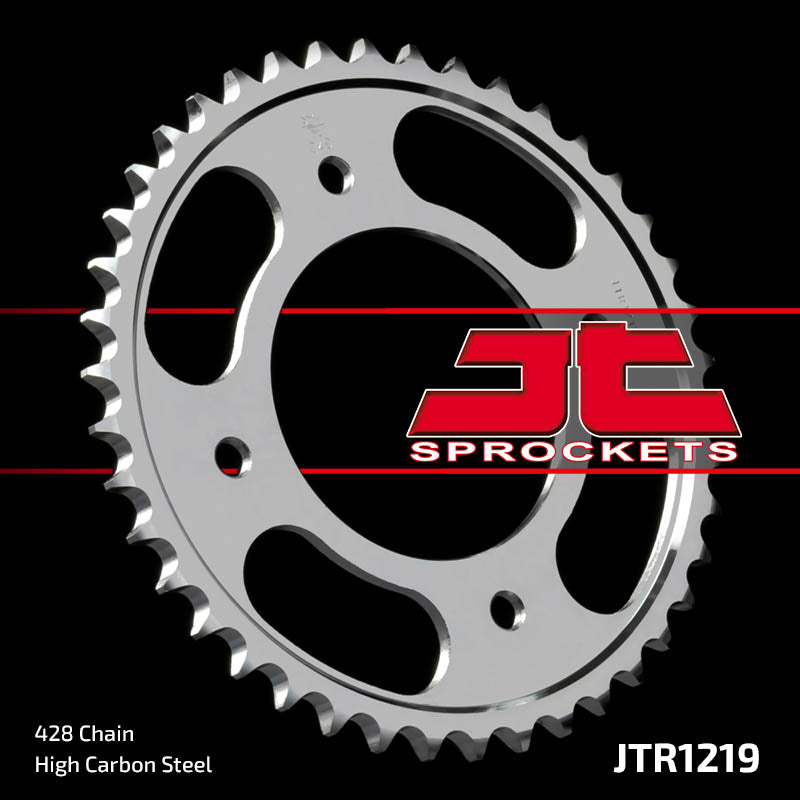 Rear Motorcycle Sprocket for Honda_CBF125 M9 MA MB_09-11, Honda_CBF125 MC_12