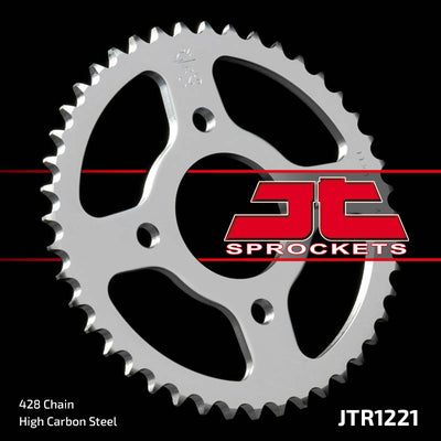 JTR1221 Rear Drive Motorcycle Sprocket 45 Teeth (JTR 1221.45)