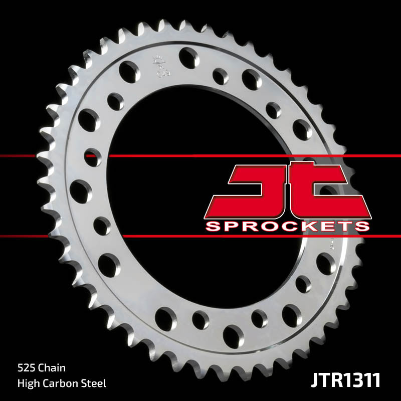 Rear Motorcycle Sprocket for Honda_NTV650 K2 BRO'S_88-91