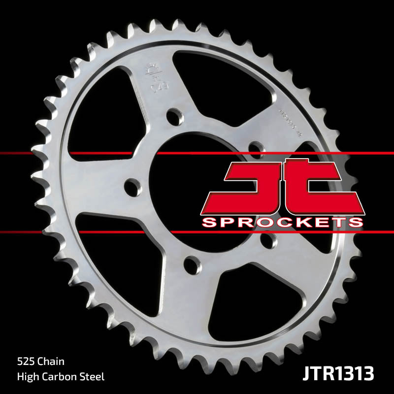 Rear Motorcycle Sprocket for Honda_CBR400 RRH_, Honda_CBR400 RRK Tri - Arm_