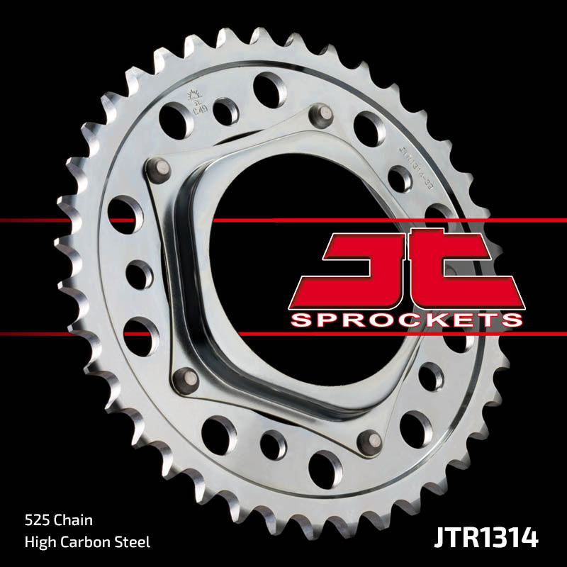 Rear Motorcycle Sprocket for Honda_CBR400 RR Gull - Arm_
