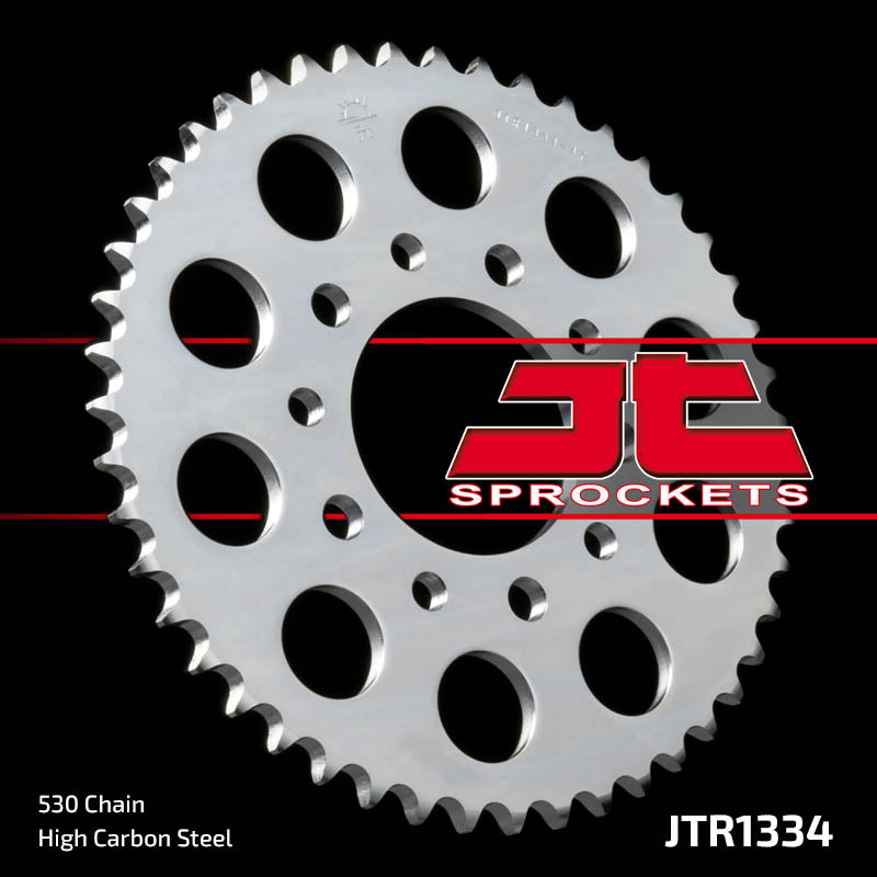 Rear Motorcycle Sprocket for Honda_CB750 F Bol d'Or_, Honda_CB750 F2C F2D_, Honda_CB750 F_80-82, Honda_CB750 SC Night Hawk_82, Honda_VF400 FD_83-86