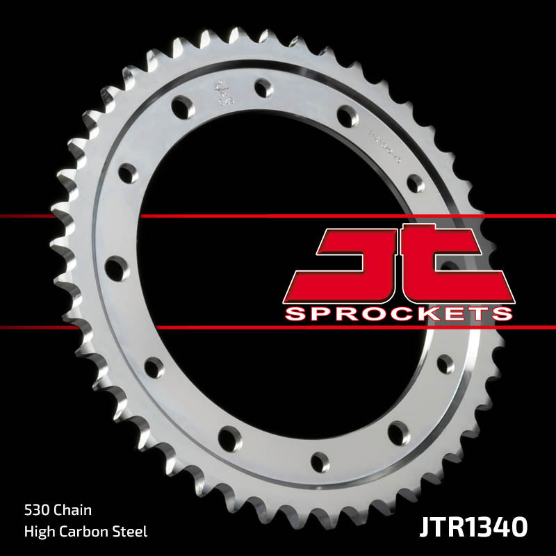Rear Motorcycle Sprocket for Honda_CB1000 R (ABS)_12, Honda_CB1000 R(ABS)_08-11, Honda_CB1000 R-8 9 A B_08-11, Honda_CB1000 R-C_12