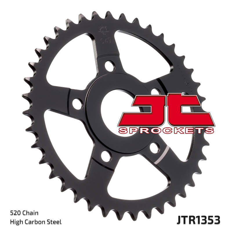 Rear Motorcycle Sprocket for Honda_ATC200 X_83-85