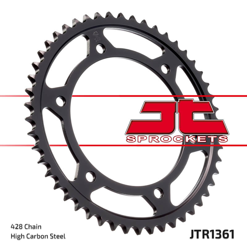 Rear Motorcycle Sprocket for Honda_XLR250 R (MD22 >210)_, Honda_XLR250 R3H_, Honda_XLR250 R3L R3M R3N R3P R5_