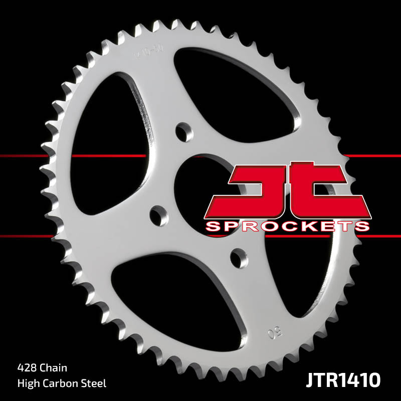 Rear Motorcycle Sprocket for Kawasaki_KLF110 Mojave_87-88