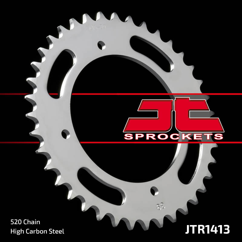 Rear Motorcycle Sprocket for Kawasaki_KXF250 A1 A2 Tecate_87-88
