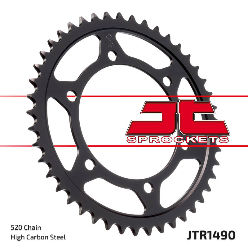 Rear Motorcycle Sprocket for Kawasaki_ZXR400 R (ZX400H1)_89-90