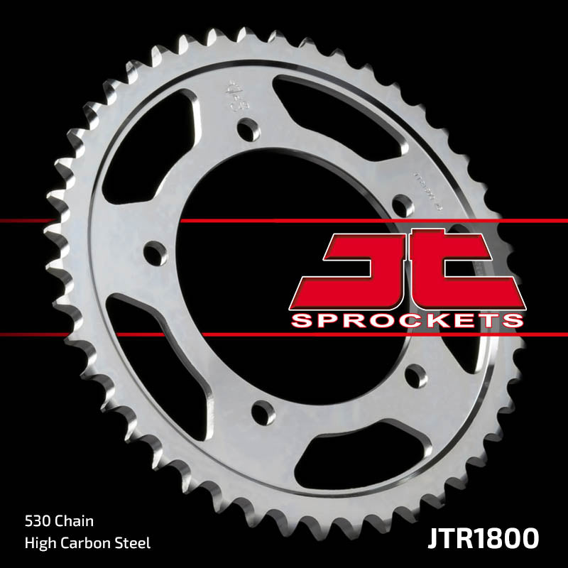 Rear Motorcycle Sprocket for Suzuki_GSF1250 Bandit (ABS)_07-09, Suzuki_GSF1250 Bandit (ABS)_10-11, Suzuki_GSF1250 S Bandit (ABS)_07-11, Suzuki_GSF1250 SA-L0 Bandit Trav ABS_10, Suzuki_GSF1250 SA-L0 L1 Bandit (ABS)_10-11, Suzuki_GSX-R1000 K7 K8_07-08, Suzuki_GSX-R1300 R Hayabusa_08-11, Suzuki_GSX-R1300 R-L2 Hayabusa_12, Suzuki_GSX1250 F-L0 L1_10-11, Suzuki_GSX1250 FA-L0 L1_10-11, Suzuki_GSX1250 FA-L1 ST_11, Suzuki_GSX1300 B-King_08-11, Triumph_955 Sprint RS_00-03