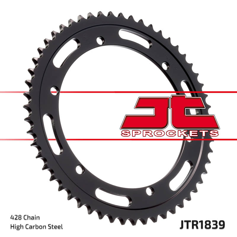 Rear Motorcycle Sprocket for Yamaha_SR400_, Yamaha_SR500_91-00