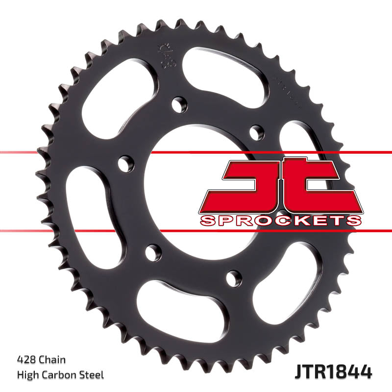 Rear Motorcycle Sprocket for Yamaha_YZF-R125 50th AnniV Edit_12, Yamaha_YZF-R125_08-11, Yamaha_YZF-R125_12