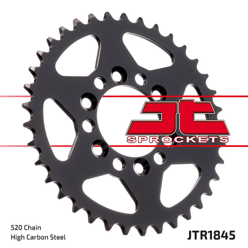 Rear Motorcycle Sprocket for Yamaha_BW200 N S T U_85-88