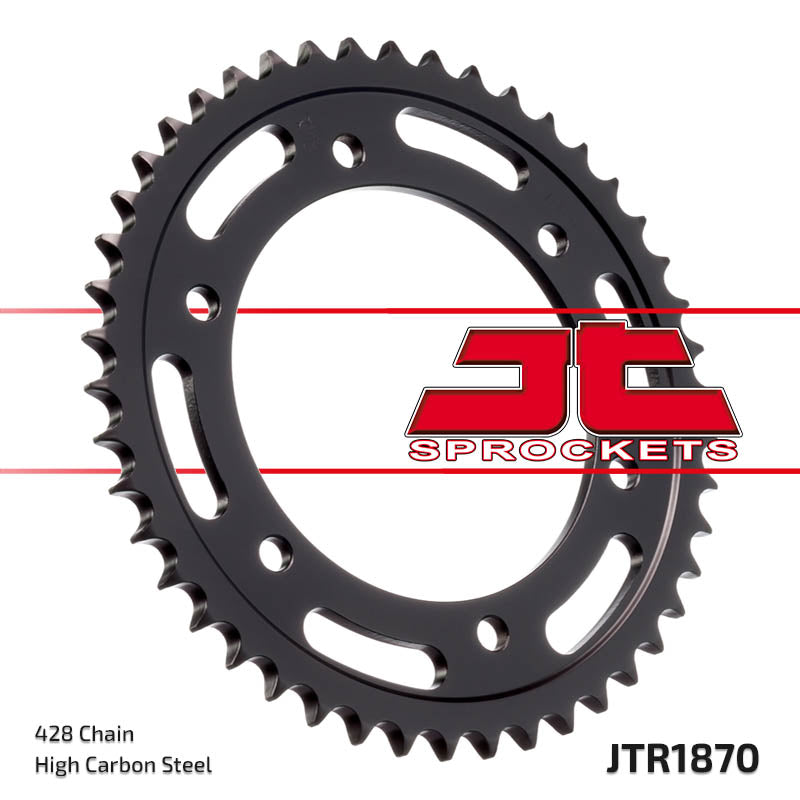 Rear Motorcycle Sprocket for Yamaha_TZR125 R_93-96