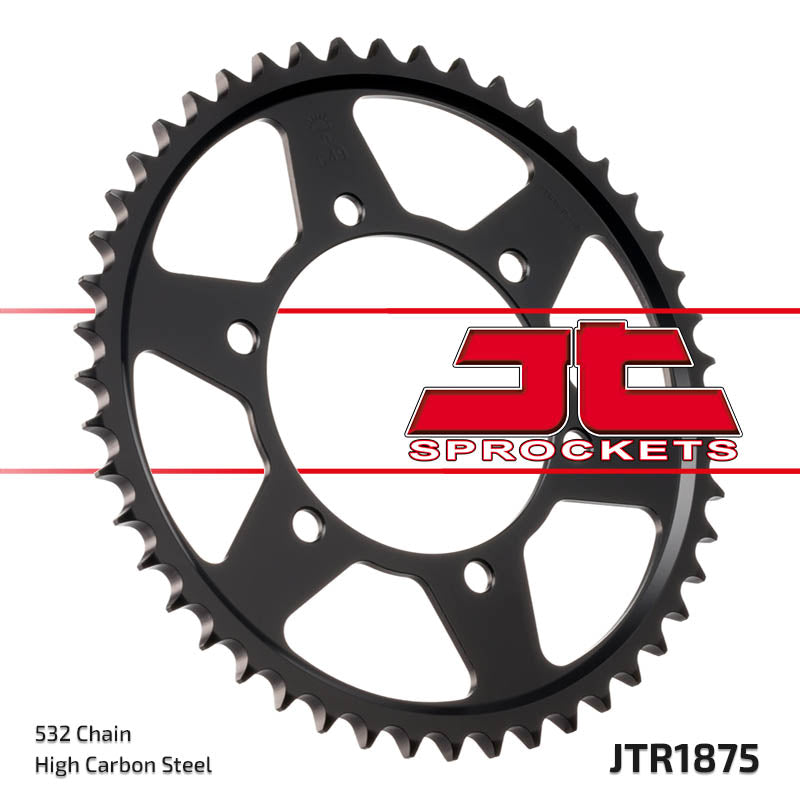 Rear Motorcycle Sprocket for Yamaha_YZF-R6 S_06-10, Yamaha_YZF-R6_03-05