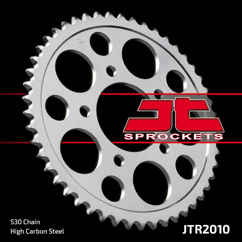 Rear Motorcycle Sprocket for Triumph_1200 Daytona_93-96, Triumph_750 Thunderbird_95, Triumph_900 Adventurer_96-98, Triumph_900 Adventurer_99-01, Triumph_900 Daytona Super III_96, Triumph_900 Legend Deluxe_01, Triumph_900 Legend TT_99-00, Triumph_900 Speed Triple_94-96, Triumph_900 Sprint FT_99, Triumph_900 Thunderbird Sport_01-04, Triumph_900 Thunderbird Sport_98, Triumph_900 Thunderbird Sport_99-00, Triumph_900 Thunderbird_95-03, Triumph_900 Trophy_00-01, Triumph_900 Trophy_98