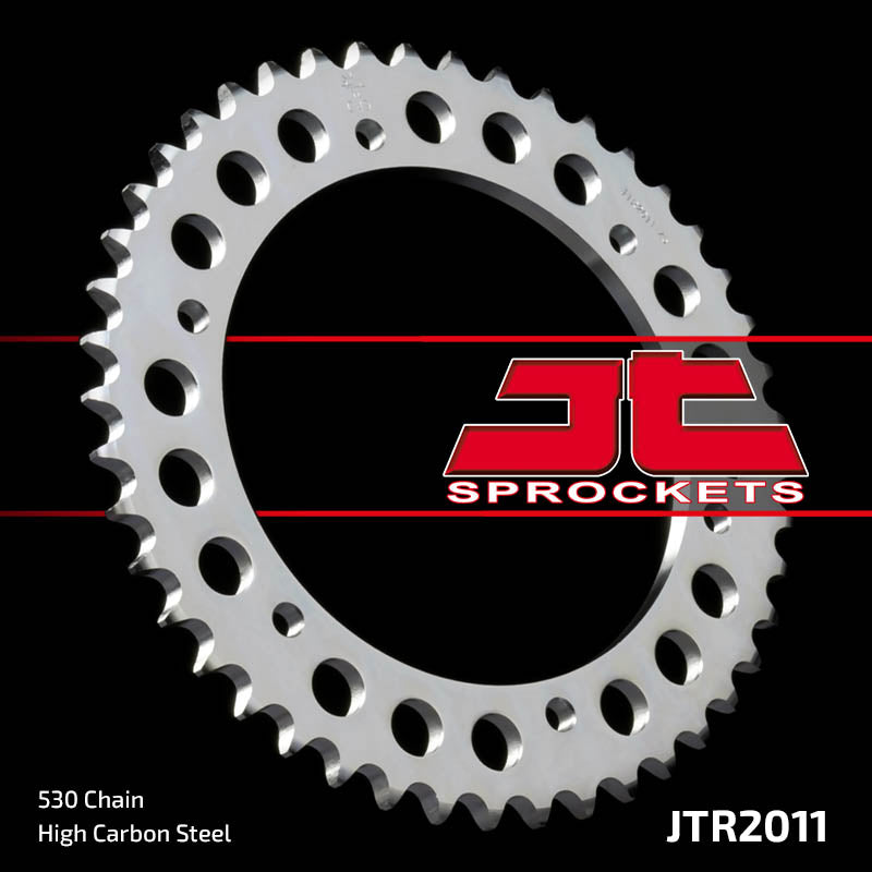 Rear Motorcycle Sprocket for Triumph_1050 Speed Triple R_12, Triumph_1050 Speed Triple_05-12, Triumph_1050 Sprint GT_11-12, Triumph_1050 Sprint ST_05-11, Triumph_955 Speed Triple_02-04, Triumph_955i Daytona Cen Ed_02, Triumph_955i Daytona S.E_04, Triumph_955i Daytona_03-06, Triumph_955i Daytona_99-01