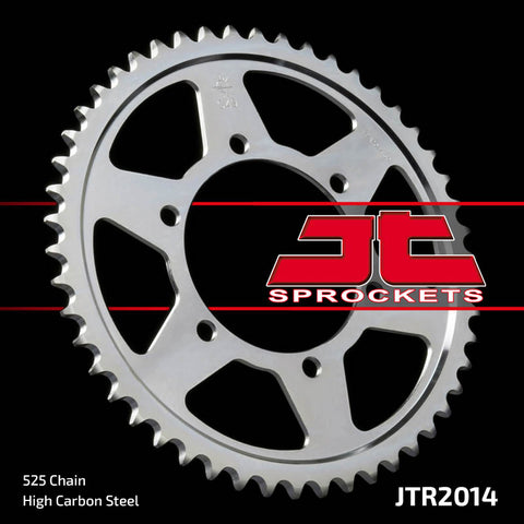 Rear Motorcycle Sprocket for Triumph_800 Tiger XC_11-12, Triumph_800 Tiger_11-12