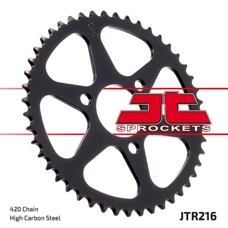 Rear Motorcycle Sprocket for Honda_NSR50_