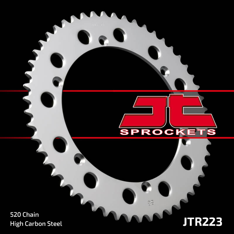Rear Motorcycle Sprocket for Husqvarna_125 WR Enduro_83-84, Husqvarna_500 TC/TE_85-86, Husqvarna_500 WR_83-84, Husqvarna_510 TC/TE_87-89