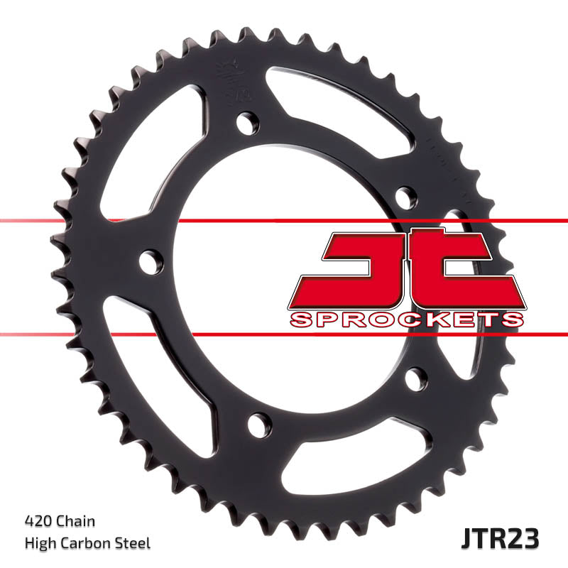 Rear Motorcycle Sprocket for Aprilia_50 RS_99-05, Aprilia_50 Tuono_03-05