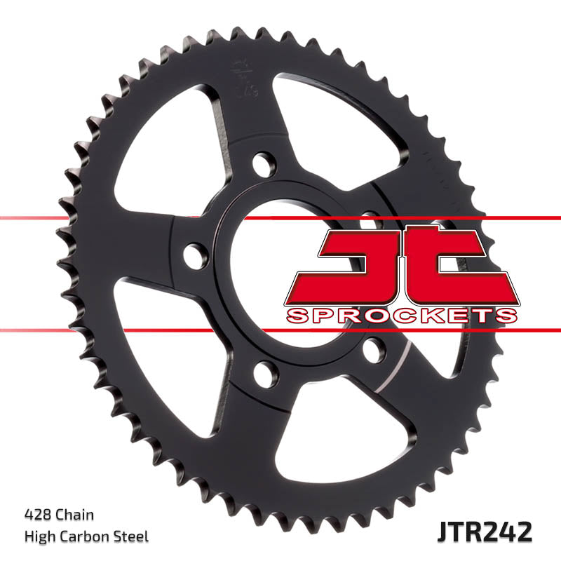 Rear Motorcycle Sprocket for Honda_XL125 R ProLink_82-87