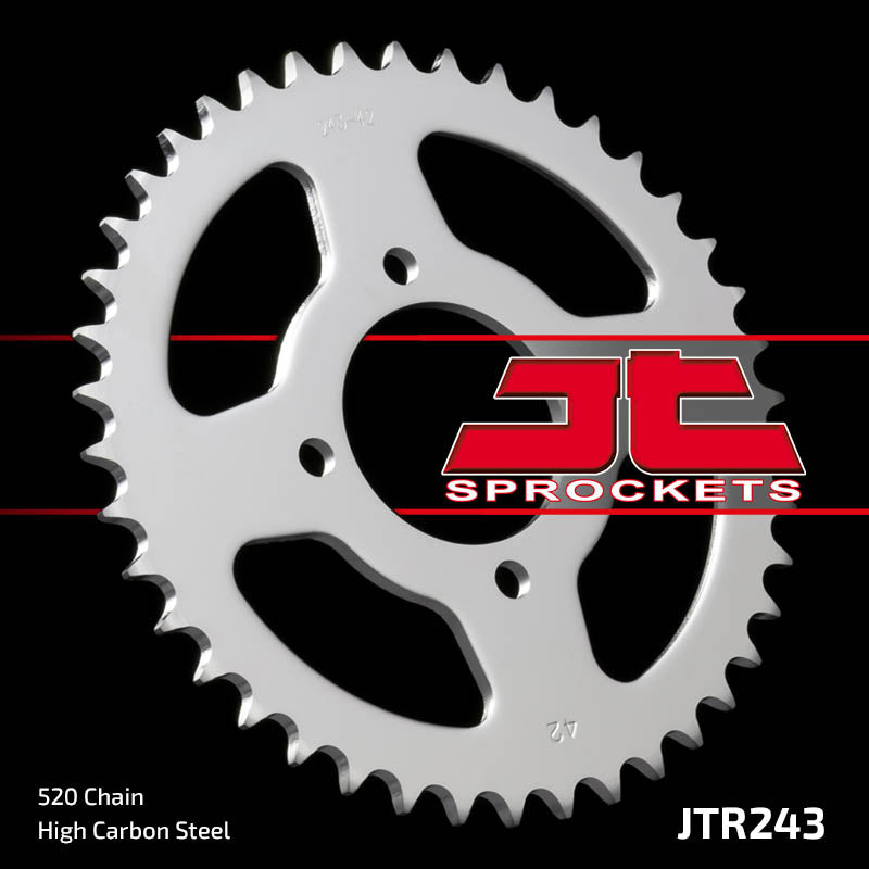 Rear Motorcycle Sprocket for Honda_MTX200 RWD RWF_83-86