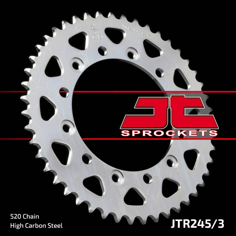 Rear Motorcycle Sprocket for Honda_FMX650_05-08