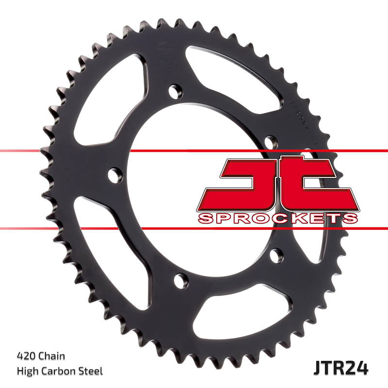 Rear Motorcycle Sprocket for Aprilia_50 MX SM_03-06, Aprilia_50 RX_98-05