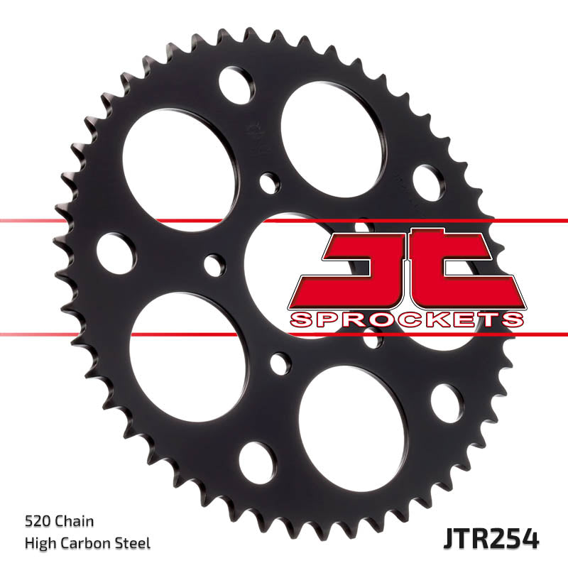 Rear Motorcycle Sprocket for Honda_CBF250_04-05, Honda_CBF250_06