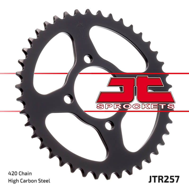 Rear Motorcycle Sprocket for Honda_C70 E Cub_83-86, Honda_C70 Z2 ZZ C_80-82