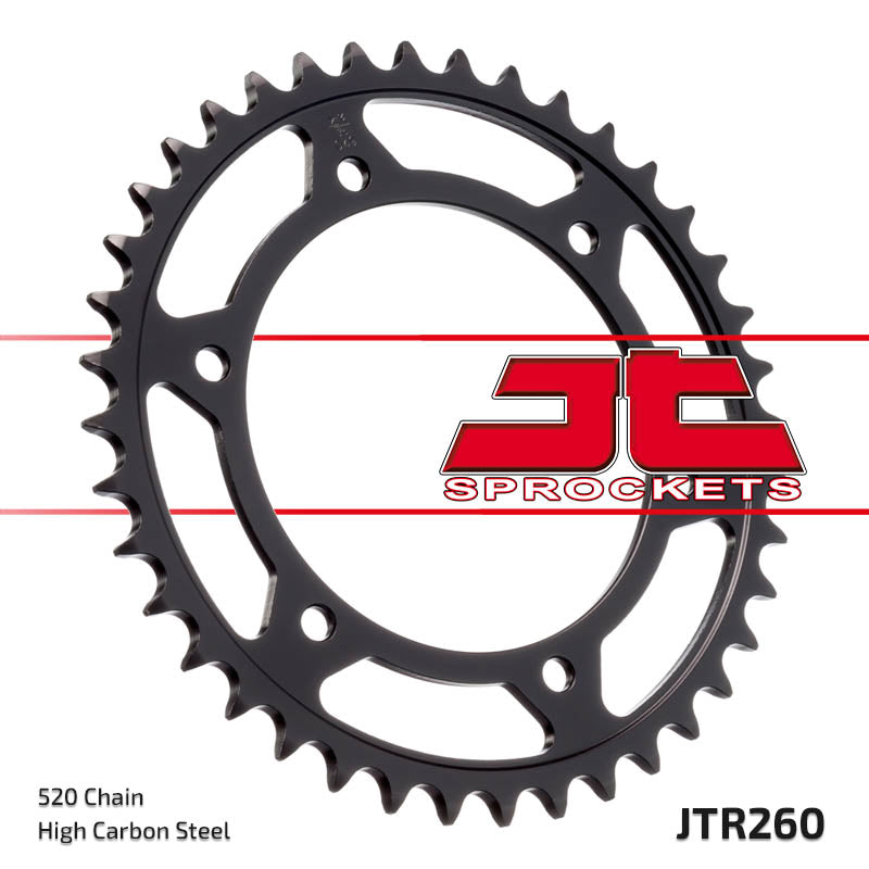 Rear Motorcycle Sprocket for Honda_XL250 RE RF RH RG_84-87