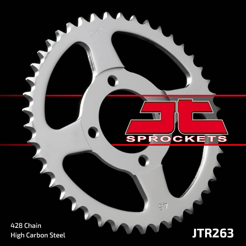 Rear Motorcycle Sprocket for Honda_CT110 G H K L M N P_86-94